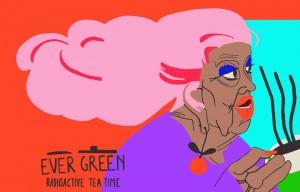Radioactive tea time