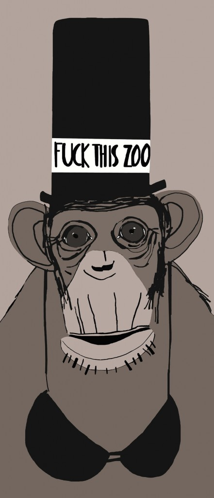 Fuck this zoo