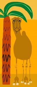 Reggae camel